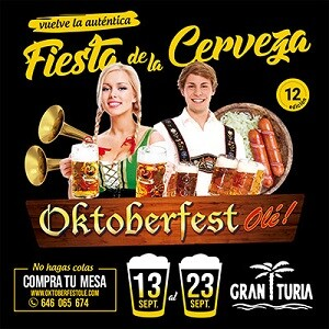 OktoberfestOle Valencia Sep 18 300x300