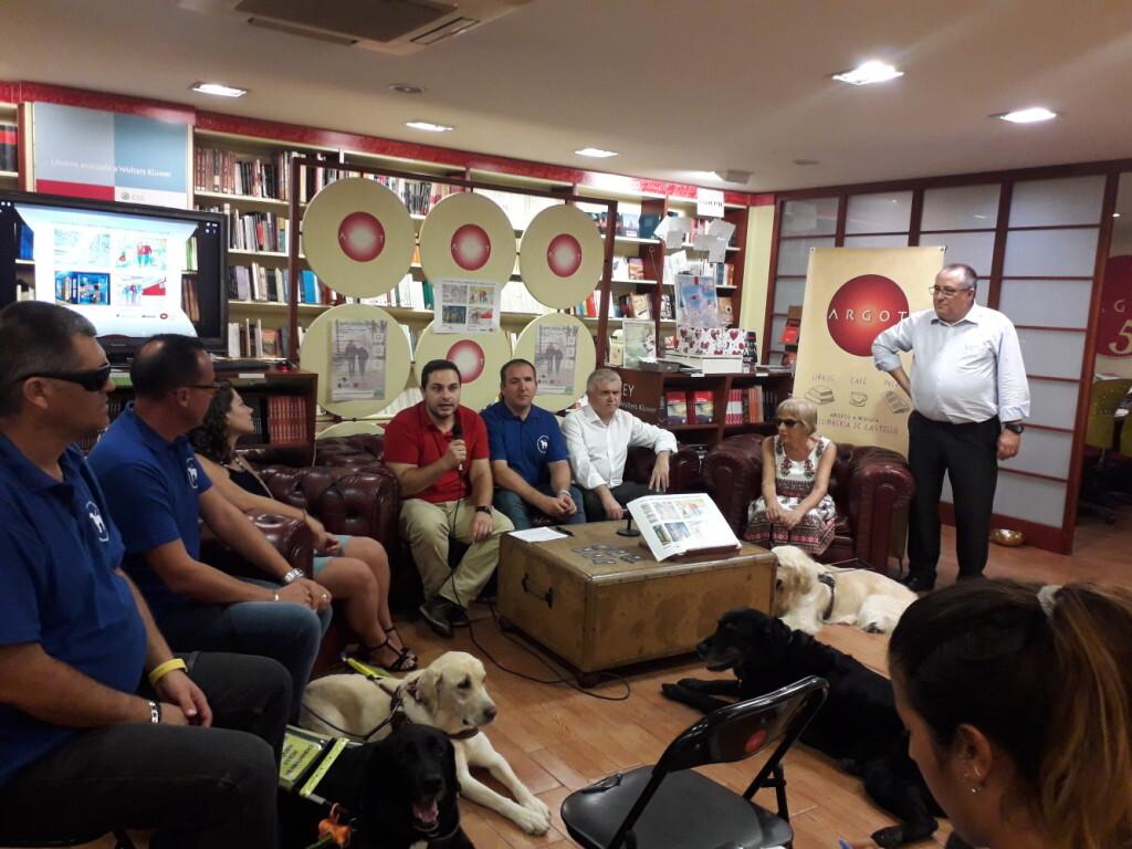 Presentación Concurso Derechos Perros Guía
