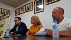Presentación del primer Concurso de Arròs amb fesols i naps «Vila de Catadau» (1)