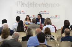 Presentación novela Letras Mediterráneo