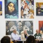 El arte testimonial de Antoni Miró inaugura La Base como espacio abierto a la reflexión