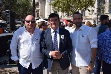 Valencia muestra la riqueza de su plato más tradicional la paella en su World Paella Day 20180920_114141 (199)