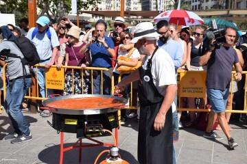 Valencia muestra la riqueza de su plato más tradicional la paella en su World Paella Day 20180920_114141 (204)