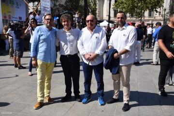 Valencia muestra la riqueza de su plato más tradicional la paella en su World Paella Day 20180920_114141 (205)