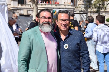 Valencia muestra la riqueza de su plato más tradicional la paella en su World Paella Day 20180920_114141 (210)