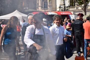 Valencia muestra la riqueza de su plato más tradicional la paella en su World Paella Day 20180920_114141 (215)