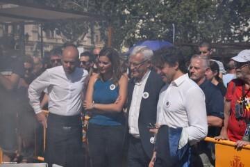 Valencia muestra la riqueza de su plato más tradicional la paella en su World Paella Day 20180920_114141 (217)