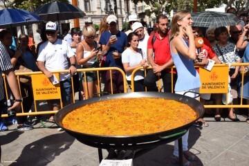 Valencia muestra la riqueza de su plato más tradicional la paella en su World Paella Day 20180920_114141 (220)