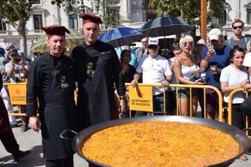 Valencia muestra la riqueza de su plato más tradicional la paella en su World Paella Day 20180920_114141 (221)