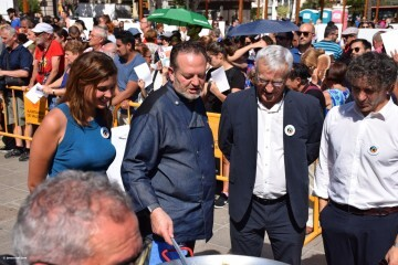 Valencia muestra la riqueza de su plato más tradicional la paella en su World Paella Day 20180920_114141 (223)