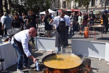 Valencia muestra la riqueza de su plato más tradicional la paella en su World Paella Day 20180920_114141 (225)