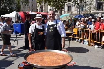 Valencia muestra la riqueza de su plato más tradicional la paella en su World Paella Day 20180920_114141 (226)