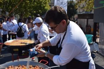 Valencia muestra la riqueza de su plato más tradicional la paella en su World Paella Day 20180920_114141 (227)