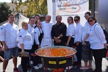Valencia muestra la riqueza de su plato más tradicional la paella en su World Paella Day 20180920_114141 (231)