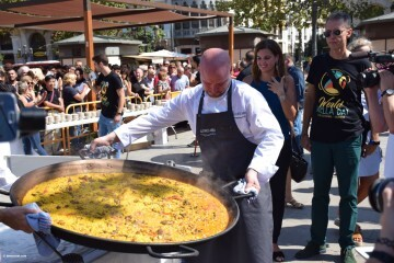 Valencia muestra la riqueza de su plato más tradicional la paella en su World Paella Day 20180920_114141 (236)