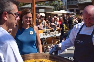 Valencia muestra la riqueza de su plato más tradicional la paella en su World Paella Day 20180920_114141 (237)
