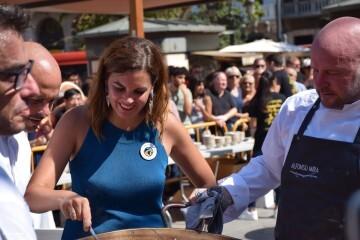 Valencia muestra la riqueza de su plato más tradicional la paella en su World Paella Day 20180920_114141 (238)