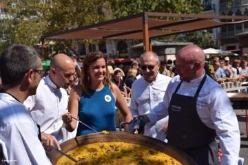 Valencia muestra la riqueza de su plato más tradicional la paella en su World Paella Day 20180920_114141 (239)