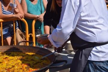 Valencia muestra la riqueza de su plato más tradicional la paella en su World Paella Day 20180920_114141 (243)