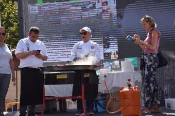 Valencia muestra la riqueza de su plato más tradicional la paella en su World Paella Day 20180920_114141 (244)