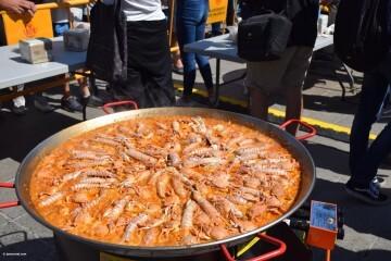 Valencia muestra la riqueza de su plato más tradicional la paella en su World Paella Day 20180920_114141 (245)