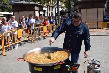 Valencia muestra la riqueza de su plato más tradicional la paella en su World Paella Day 20180920_114141 (247)