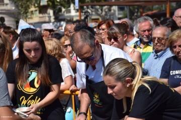 Valencia muestra la riqueza de su plato más tradicional la paella en su World Paella Day 20180920_114141 (248)