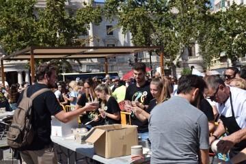 Valencia muestra la riqueza de su plato más tradicional la paella en su World Paella Day 20180920_114141 (249)