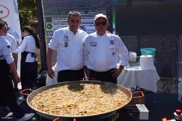 Valencia muestra la riqueza de su plato más tradicional la paella en su World Paella Day 20180920_114141 (250)