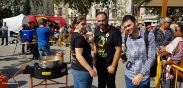 Valencia muestra la riqueza de su plato más tradicional la paella en su World Paella Day 20180920_114141 (253)