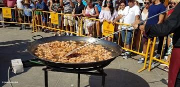 Valencia muestra la riqueza de su plato más tradicional la paella en su World Paella Day 20180920_114141 (254)
