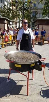 Valencia muestra la riqueza de su plato más tradicional la paella en su World Paella Day 20180920_114141 (265)