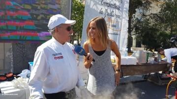 Valencia muestra la riqueza de su plato más tradicional la paella en su World Paella Day 20180920_114141 (270)