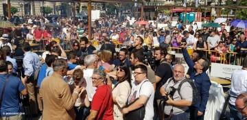 Valencia muestra la riqueza de su plato más tradicional la paella en su World Paella Day 20180920_114141 (272)