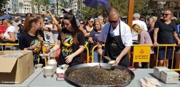 Valencia muestra la riqueza de su plato más tradicional la paella en su World Paella Day 20180920_114141 (275)