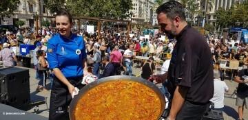Valencia muestra la riqueza de su plato más tradicional la paella en su World Paella Day 20180920_114141 (278)