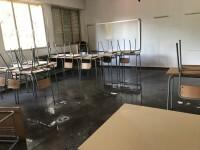 colegio inundaciones