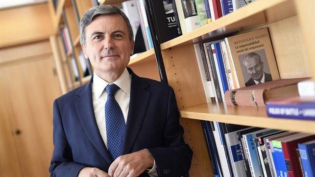 el secretario de Estado de Infraestructuras, Transporte y Vivienda, Pedro Saura