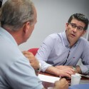 Ferraz avisa que Rodríguez no puede ser candidato a alcalde de Ontinyent y el PSPV discrepa y apela al Código Ético