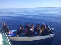 inmigrantes patera Problemática del servicio SIVE de la Guardia Civil en Alicante (2)