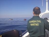 inmigrantes patera Problemática del servicio SIVE de la Guardia Civil en Alicante (5)