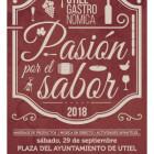 """Utiel celebra """"Pasión por el sabor 2018″"""