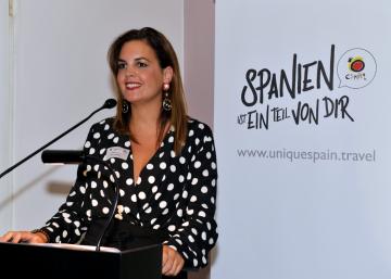 primera teniente de alcalde del Ayuntamiento de València, Sandra Gómez