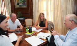 04-10-2018 L'alcaldessa compromet la inversió per al primer centre de dia per a persones amb malaltia mental a Castelló