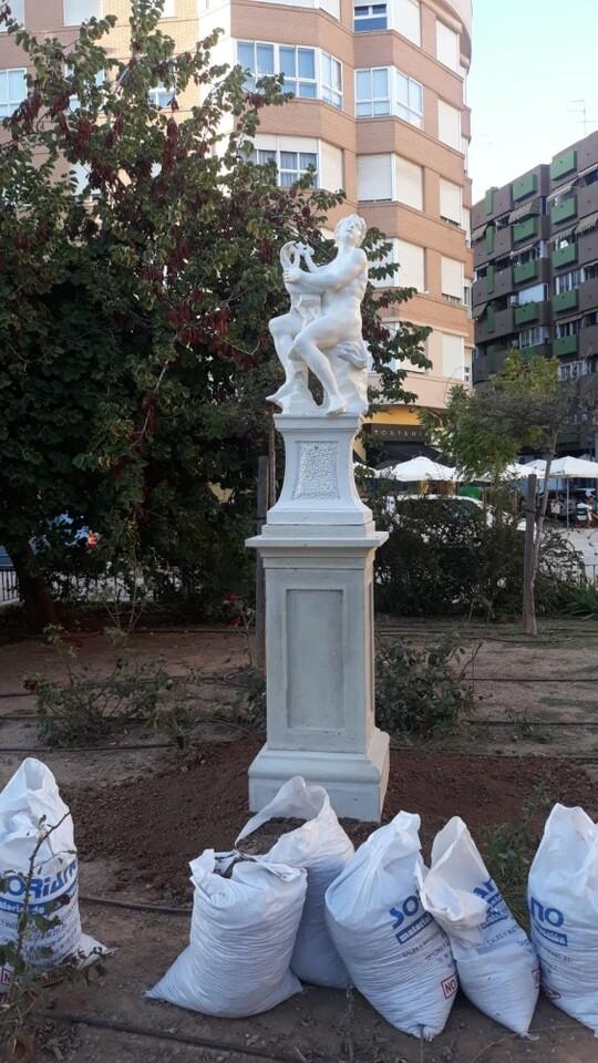 1008 escultures a Patraix 3