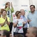 Valencia se vuelca por tercer año consecutivo en favor de la lucha contra el cáncer