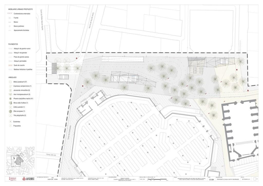 1021 Plànol regeneració entorn plaça Bruges (2)