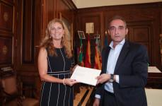 29-10-2018 El cementeri de Sant Josep guanya un premi per divulgar el seu patrimoni històric i artístic