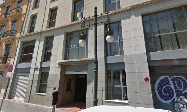 6 Calle de las Blanquerias Google Maps