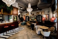 Cafe Madrid en Marques House 11jpg